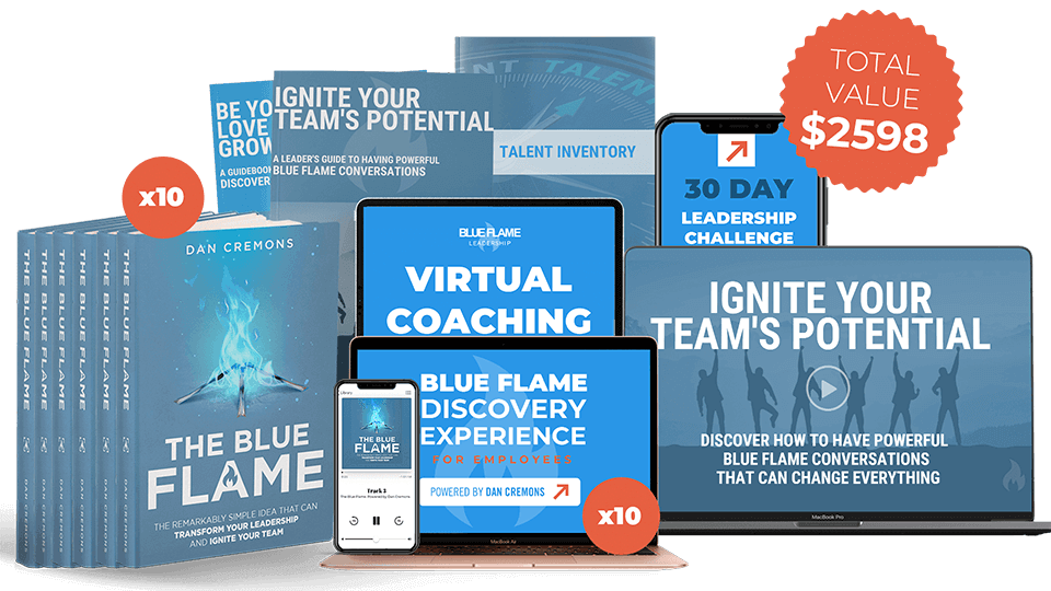 Blue Flame Team Activation Pack by Dan Cremons